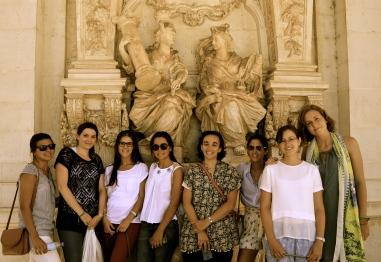 Visita a Coimbra